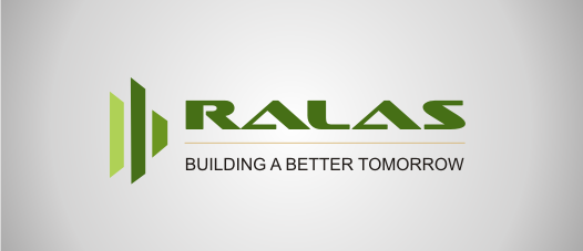 Ralas Group - Logo Designing